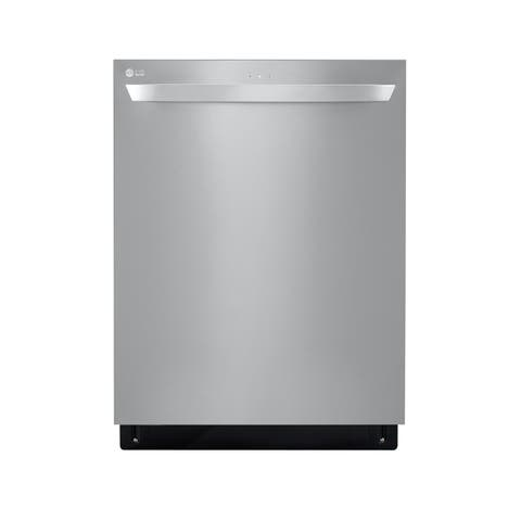 LG LDT5678ST Top Control Smart wi-fi Enabled Dishwasher with QuadWash Stainless Steel