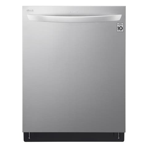 LG LDT7808ST Top Control Smart wi-fi Enabled Dishwasher with QuadWash and TrueSteam® Stainless Steel