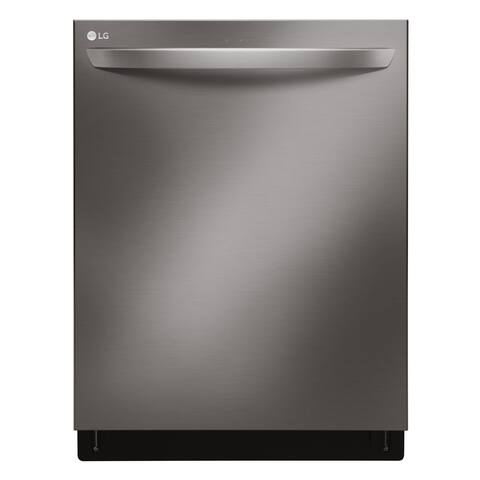 LG LDT7797BD Top Control Smart wi-fi Enabled Dishwasher with QuadWash Black Stainless Steel