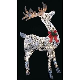 150LT LED 3D Reindeer