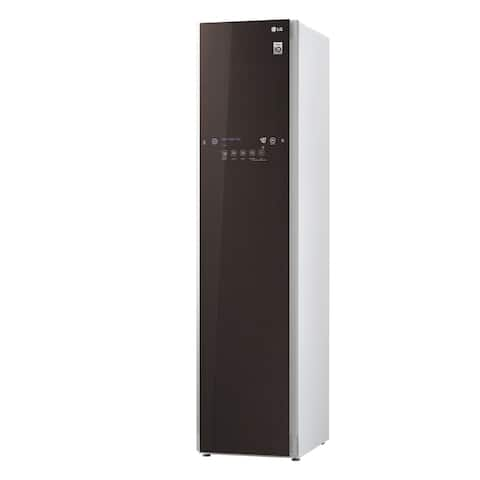 LG S3RFBN Styler - Smart wi-fi Enabled Steam Clothing Care System Espresso