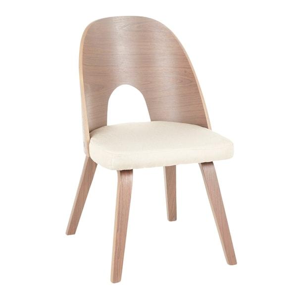 Carson Carrington Creagh Mid-century Modern Dining Chair (Set of 2) - N/A. Opens flyout.