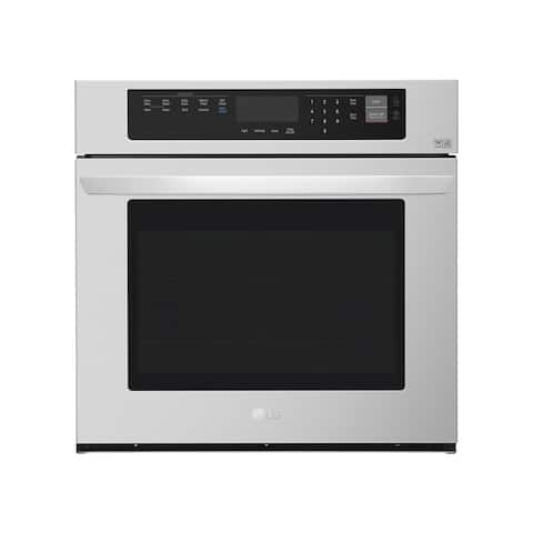 LG LWS3063ST 4.7 cu. ft. Single Built-In Wall Oven Stainless Steel