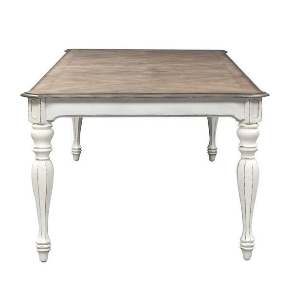 Fine Shop Liberty Magnolia Manor Antique White 5 Piece Ibusinesslaw Wood Chair Design Ideas Ibusinesslaworg