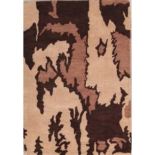 """Strick & Bolton Giselle Handmade Area Rug - 6'0"""" x 4'0"""""""