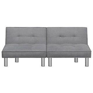 Shop Dhp Kent Futon Sofa Bed Free Shipping Today