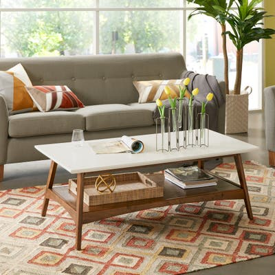 Mid-Century Modern Madison Park Living Room Furniture | Find Great ...