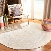 Safavieh Handmade Braided Lilie Country Cotton Rug
