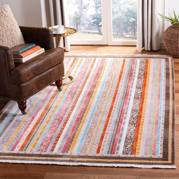 Safavieh Bokhara Rozella Traditional Oriental Polyester Rug