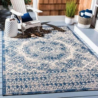 Safavieh Courtyard Leanne Indoor/ Outdoor Rug