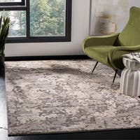 Safavieh Spirit Modern & Contemporary Grey / Grey Rug - 8' x 10'