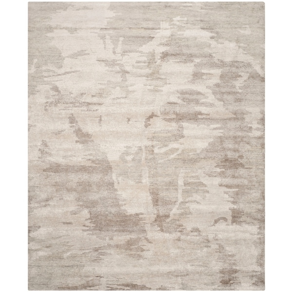 Safavieh Couture Hand-knotted Tibetan Merike Modern Wool Rug