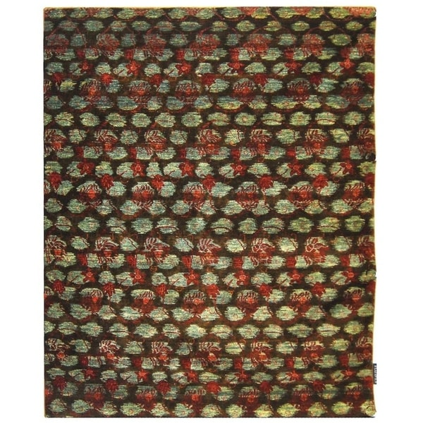 Safavieh Couture Handmade Asian Fusion Easter Traditional Wool Rug