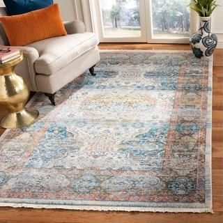 Safavieh Vintage Boho Persian Lyric Oriental Polyester Rug with Fringe