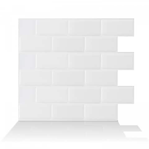 Buy White Backsplash Tiles Online At Overstock Our Best