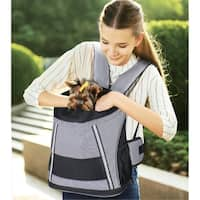 Iconic Pet Front Carrier for Cats and Dogs