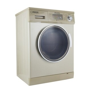 All-in-one 1200 RPM New Version Compact Convertible Combo Washer Dryer