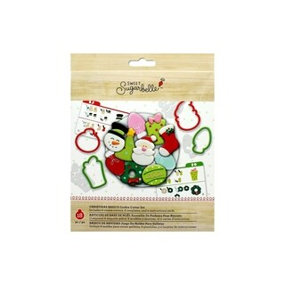 AMC Sugarbelle Cookie Cutter Kit Holiday
