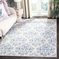 Safavieh Brentwood Traditional Rug- Cream / Blue - 9' x 12'