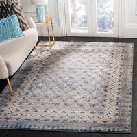 Safavieh Brentwood Traditional Rug- Light Grey / Blue - 10' x 13'