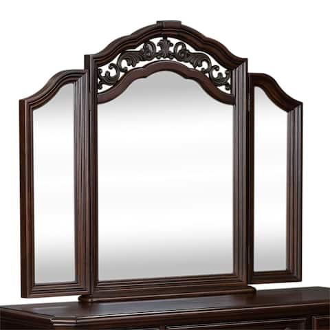 Messina Estates Cognac Vanity Mirror