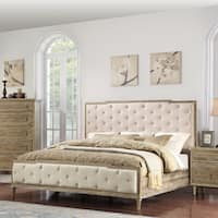 Emerald Home Interlude Rustic Sandstone Gray Queen Bed