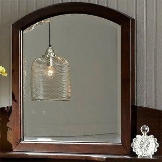 Avalon Dark Truffle Vanity Mirror