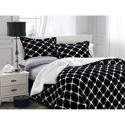 Black Geometric Comforter Sets Find Great Bedding Deals