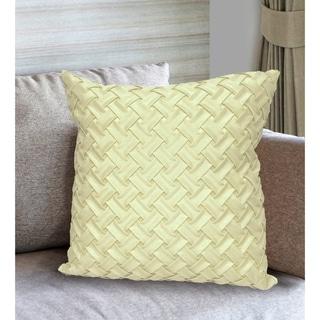 Home Collection Lattice Decorative Throw Pillow