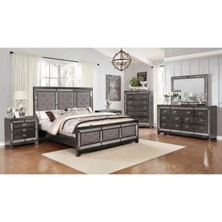 Best Quality Furniture Victoria 6-Piece Bedroom Set