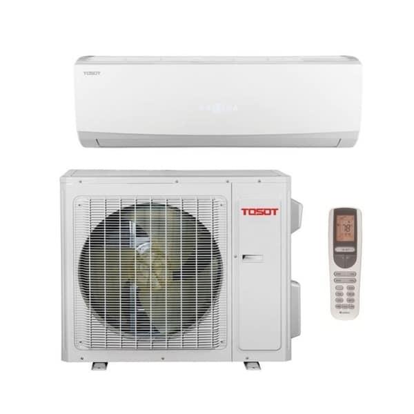 TOSOT 30000 BTU 18 SEER Single Zone Minisplit Heat Pump System 230V