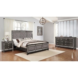 Best Quality Furniture Victoria 3-Piece Bedroom Set