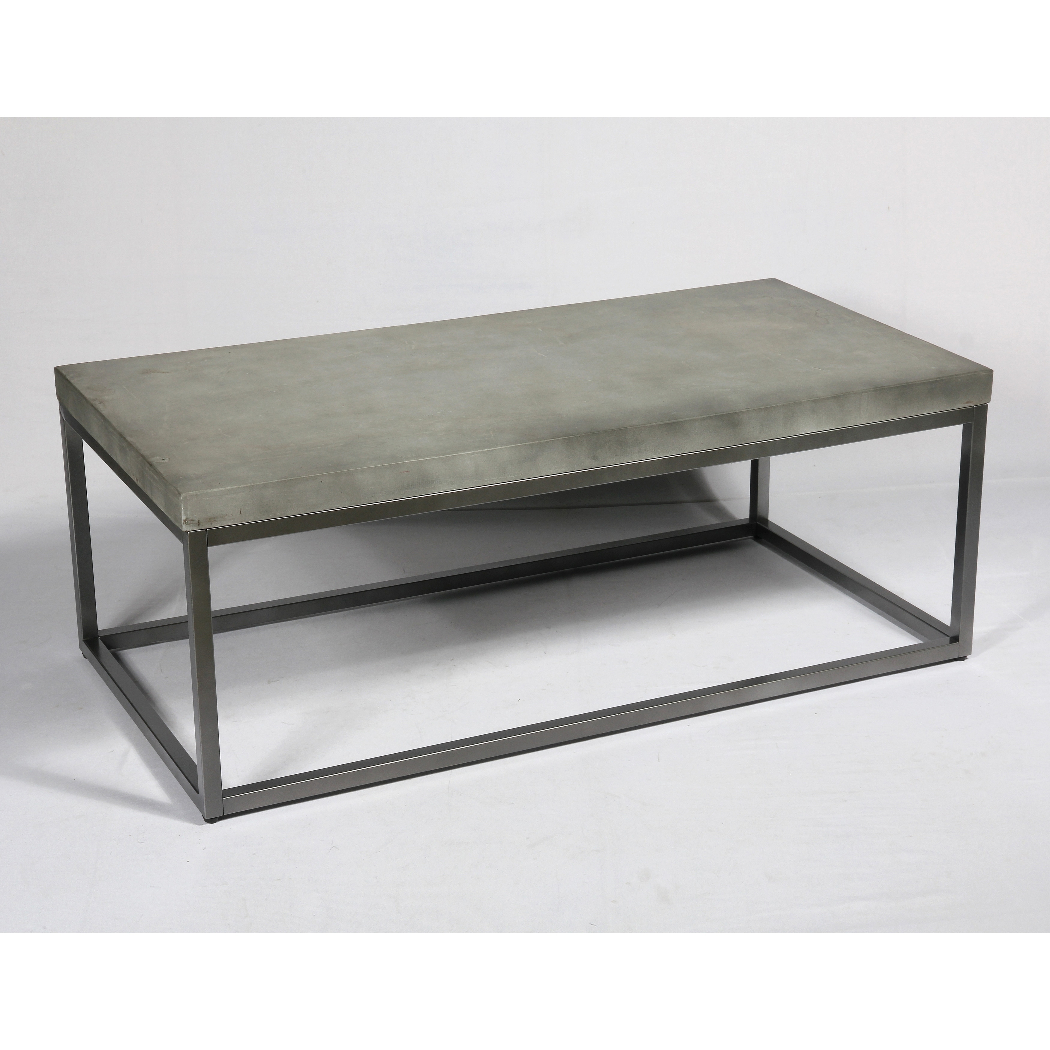 Amazing Emerald Home Onyx Concrete Finish Cocktail Table Cjindustries Chair Design For Home Cjindustriesco