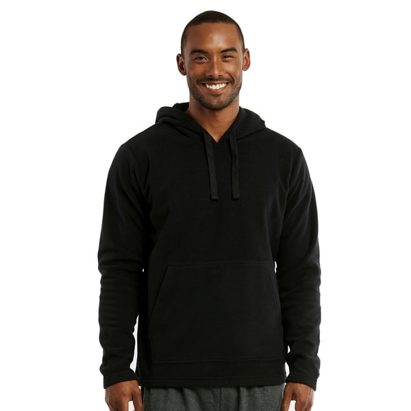 Knocker MenS Polar Fleece Pullover Hoodie