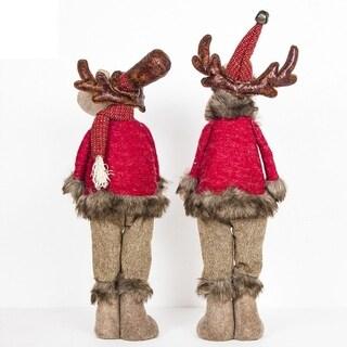Christmas Elk Doll Christmas Creative Gift Christmas Decoration