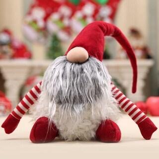 Cartoon Christmas Decoration Old Man Doll Faceless Doll