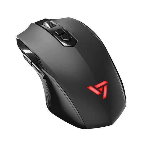 f882ff34195 VicTsing Wireless Gaming Mouse with Silent Click, 7-Button Design, 2400 DPI  High