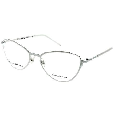 Marc Jacobs Cat-Eye Marc 40 SJR Women White Frame Eyeglasses