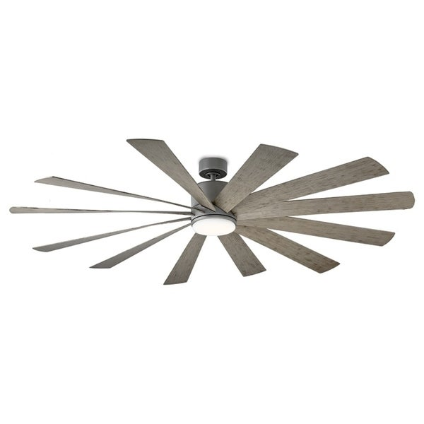 80 Inch Ceiling Fan With Light