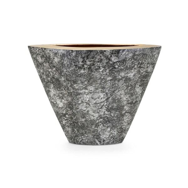 Paris Grey Small Vase