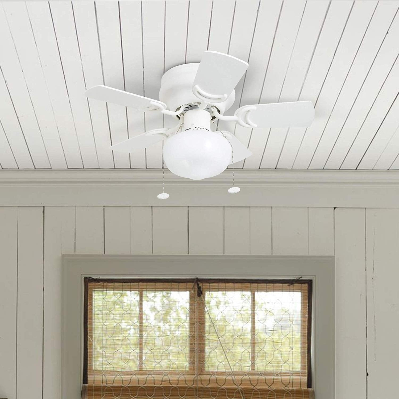 Led Kitchen Ceiling Fan