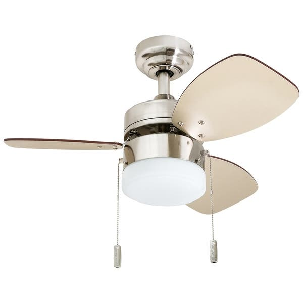Brushed Nickel Small Led Ceiling
