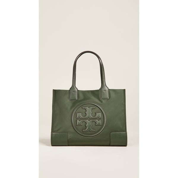 8048aeab22a1 Shop Tory Burch Ella Mini Tote Grape Leaf - Free Shipping Today ...