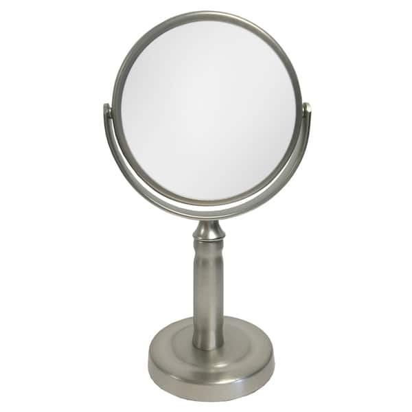 Splash Home Mini Double Sided Magnifying Mirror