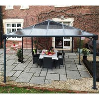 Palram Martinique 5000 16 ft. x 12 ft. Rectangle Hard Top Gazebo