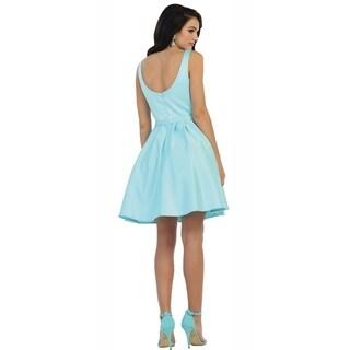 Simple Short Party Dress