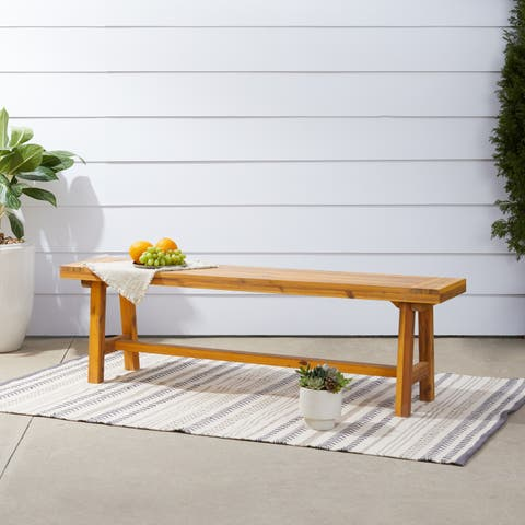 Miami Outdoor Patio Dining Picnic Bench
