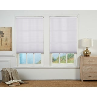 Link to Taylor & Olive Halfway White Light Filtering Double Cellular Shade (72 Inches long) Similar Items in Blinds & Shades