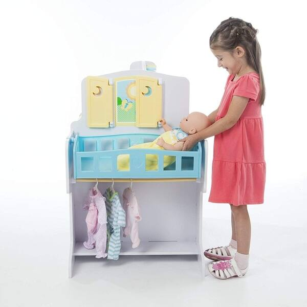 Shop Melissa Doug Mine To Love Baby Care Activity Center