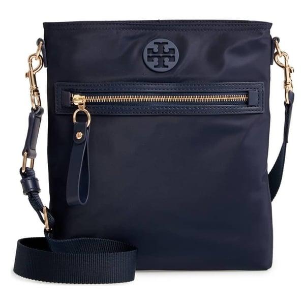 0fbb58b2ac7d Shop Tory Burch Tilda Swingpack Crossbody Bag - Free Shipping Today ...